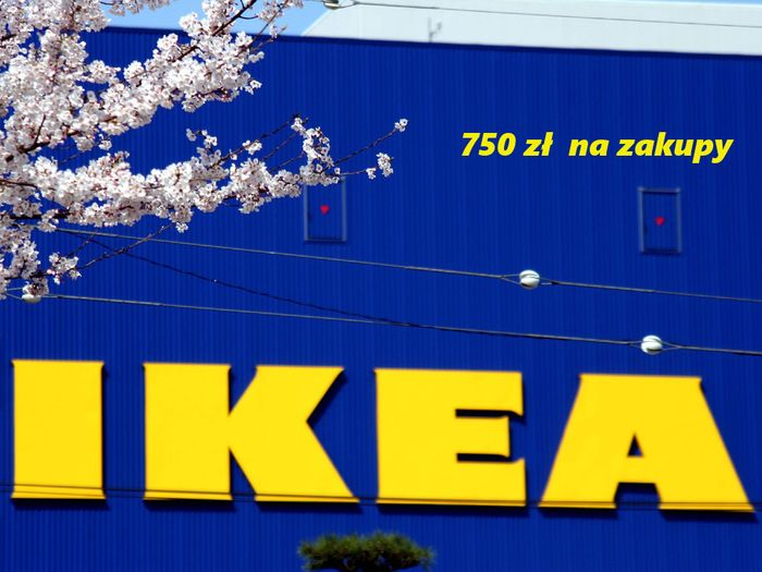 napis IKEA