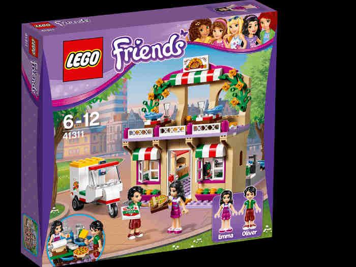 Wygraj Lego Friends Centrum Sportu W Heartlake Infokonkursy