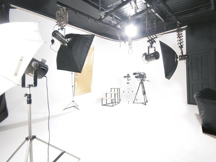 scena i światła