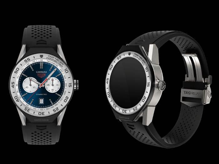 Wygraj męski smartwatch TAG Heuer