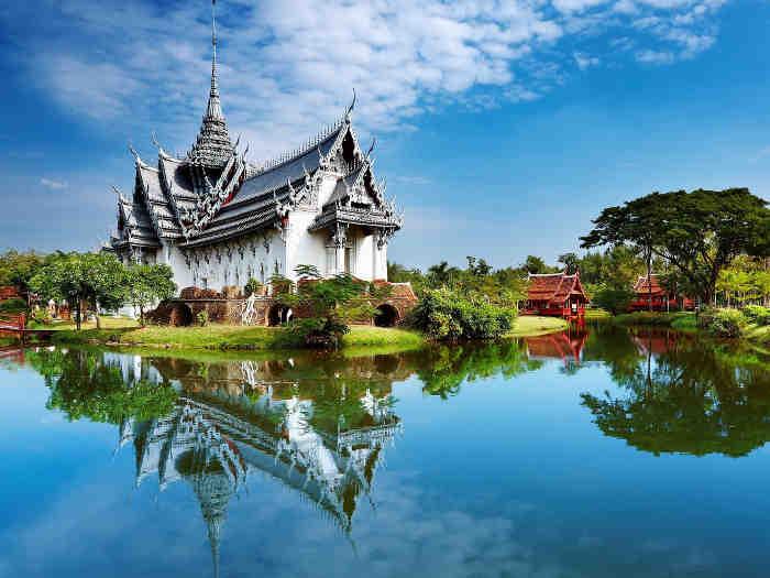 budynek pagoda