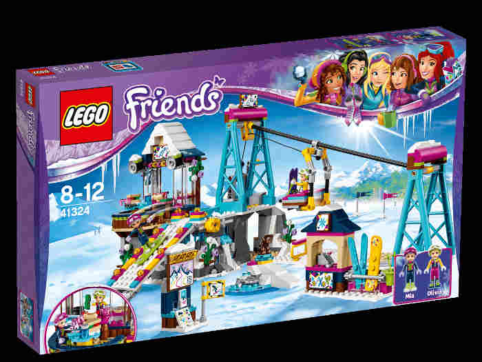 Konkurs Heartlake City Lego Friends Infokonkursy