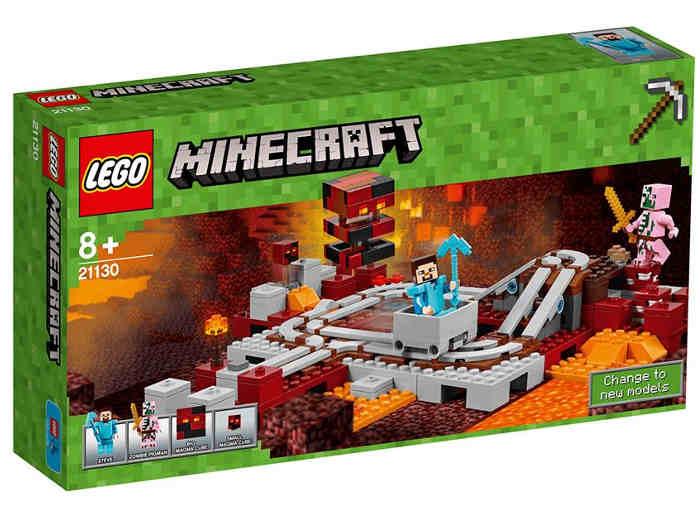 Do Wygrania Zestawy Lego Minecraft Infokonkursy