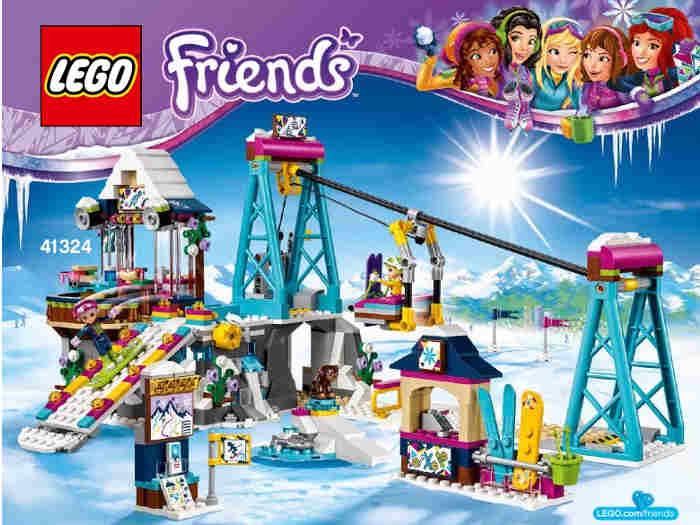 Graj I Wygraj Zestaw Lego Friends 41324 Infokonkursy