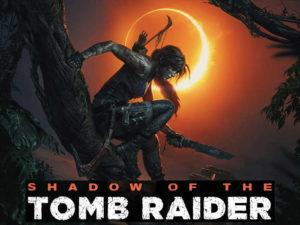 Lary Croft to Tomb Raider