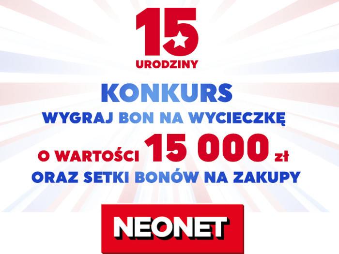 Wygraj Wycieczkę O Wartości 15 000 Zł W Neonet Infokonkursy