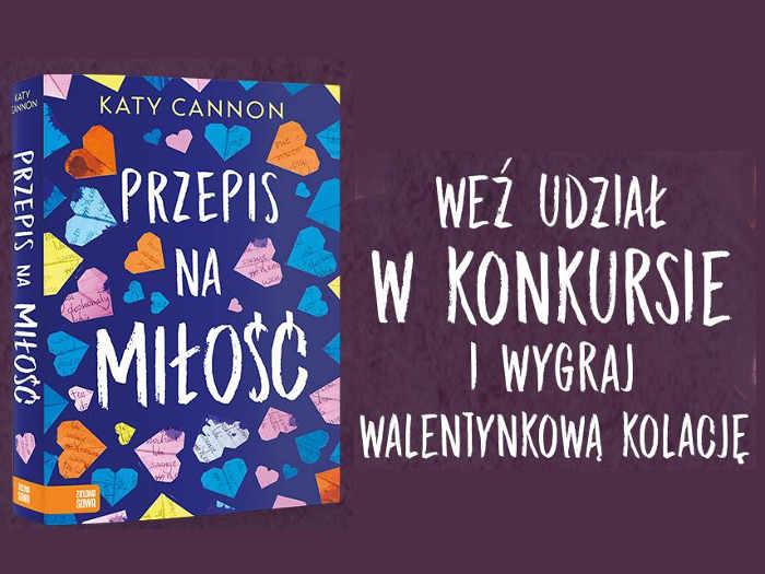 Książki Przepis Na Miłość Konkurs Empik Infokonkursy