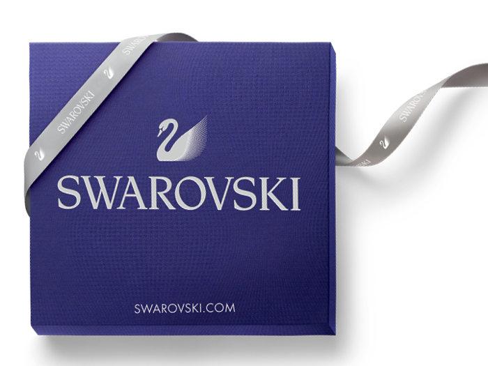 pudełko z logo