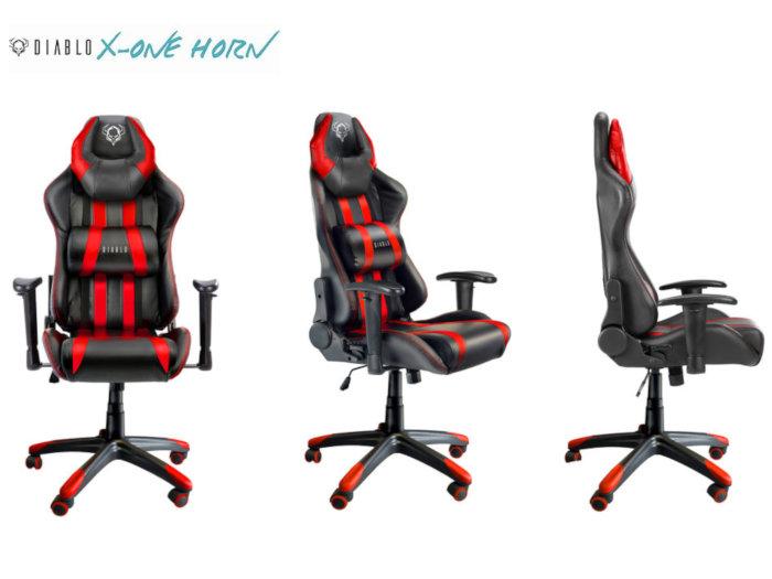 fotel w trzech ujęcia