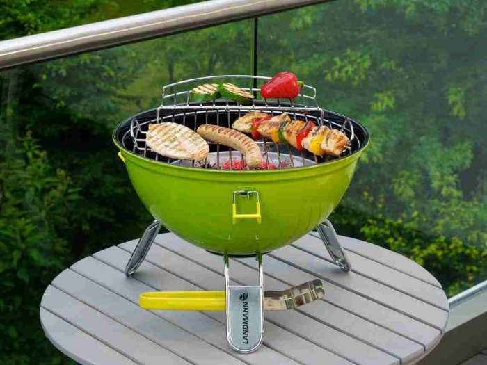 kulisty grill stołowy