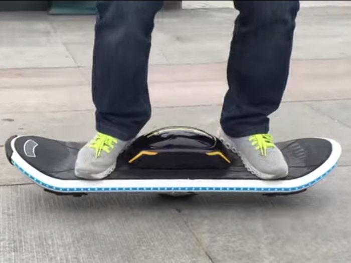 jazda na sufboardzie