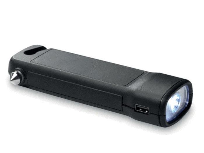 urządzenie wielkości małej latarki