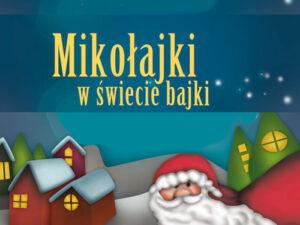 plakat z Mikołajem