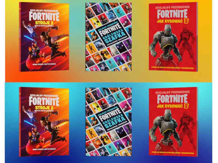 okładki 3 książek