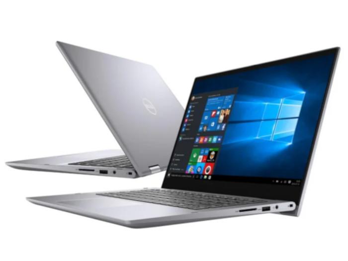 dwa laptopy