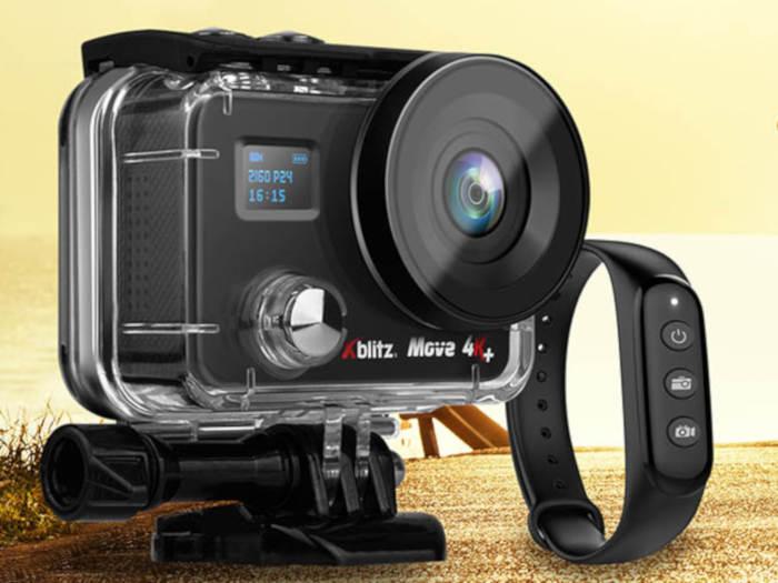 kamera w wodoodpornej obudowie