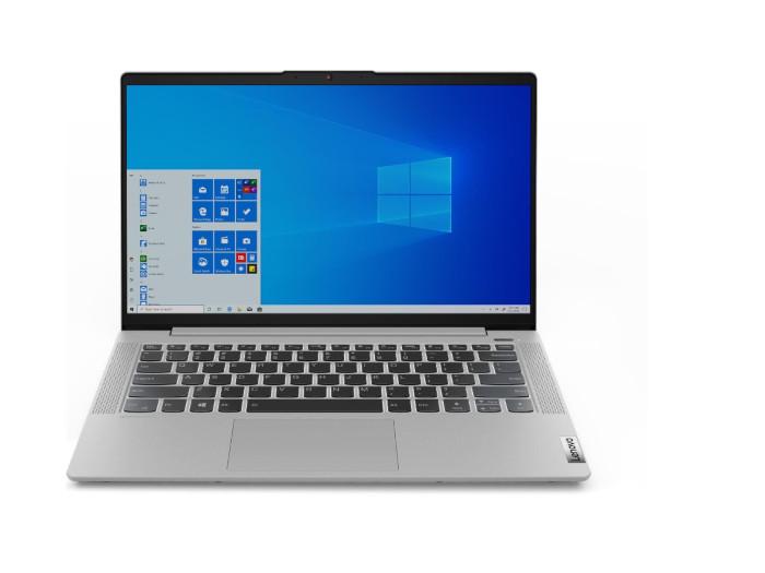 laptop srebrny