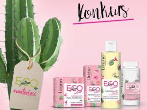 kosmetyki i kaktus